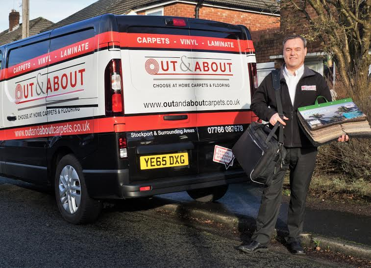Out & About Carpets Stockport