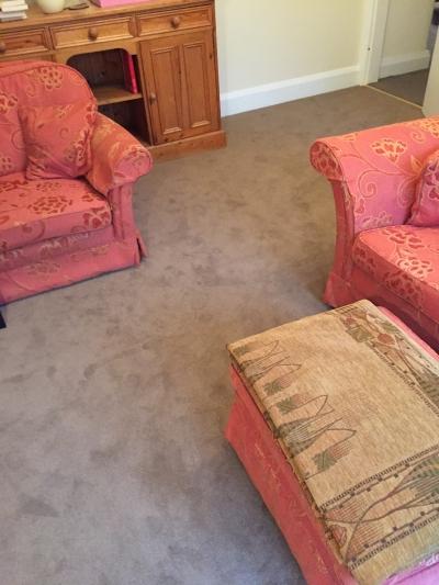 Revolution Twist Lounge Carpet