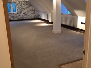 Lugano heavy domestic polypropylene twist pile carpet