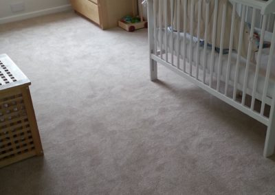 The Ideal Nursery Carpet for Cheadle Hulme Client